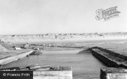 The Harbour c.1930, Cruden Bay