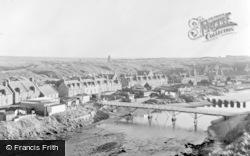 The Village c.1930, Cruden Bay