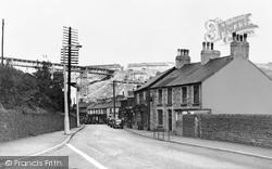 Crumlin, Main Street c.1955