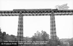 Crumlin, The Viaduct c.1955