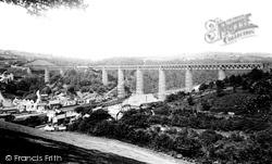 Crumlin, Viaduct 1893