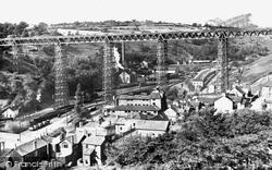 Crumlin, Viaduct c.1955