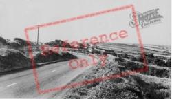 Mountain Road c.1955, Crymych