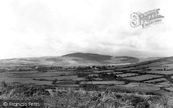 Crymych, The Preseli Mountains c.1955
