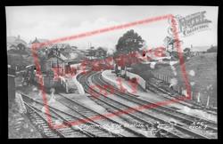 The Station c.1935, Crymych
