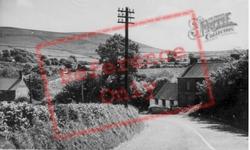 The Village c.1935, Crymych