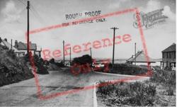 The Village c.1955, Crymych