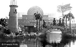 Crystal Palace, 1890