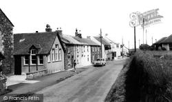 Cubert, The Village c.1960