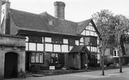 Cuckfield, Antique Shop c.1955
