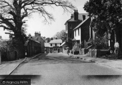 Cuckfield, Broad Street c.1950