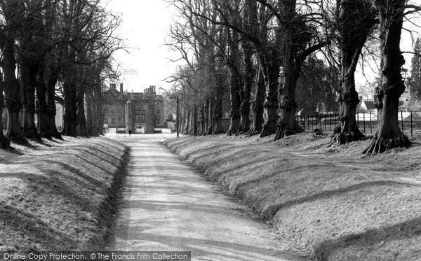 Photo of Cuckfield, Cuckfield Park c.1960