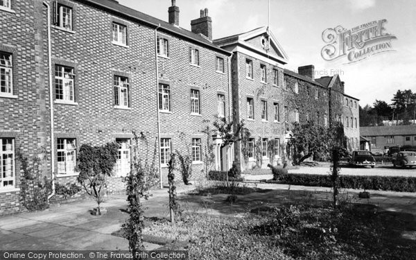 Photo of Cuckfield, Hospital c.1960