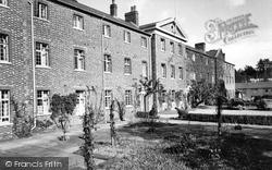 Cuckfield, Hospital c.1960
