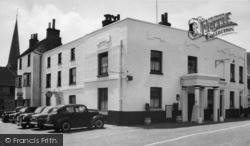Cuckfield, Kings Head Hotel c.1950