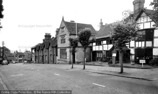 Photo of Cuckfield, Kingsley College And Queens Hall c.1960