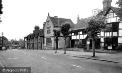 Cuckfield, Kingsley College And Queens Hall c.1960