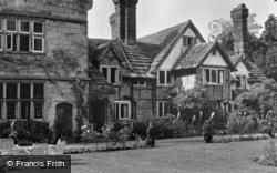 Cuckfield, Ockenden Manor c.1939