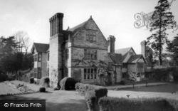 Cuckfield, Ockenden Manor c.1960