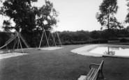 Cuckfield, Recreation Ground c.1960
