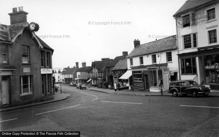 Photo of Cuckfield, The Clock c.1960