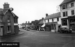 Cuckfield, The Clock c.1960