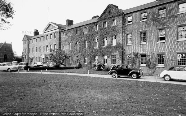 Photo of Cuckfield, the Hospital c1960