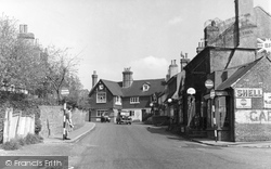 Cuckfield, The White Harte c.1950