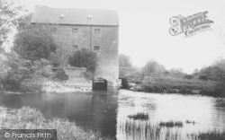 Cuddesdon, The Old Mill And The River c.1965