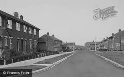 Cuddington, Boundary Road North, New Estate c.1955