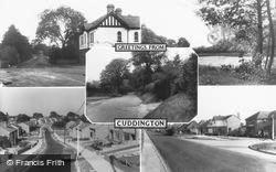 Cuddington, Composite c.1965