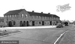 Cuddington, Mere Lane, New Estate c.1955