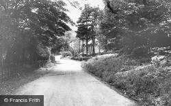 Cuddington, Mill Lane c.1960