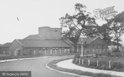 Cuddington, Primary School c.1955