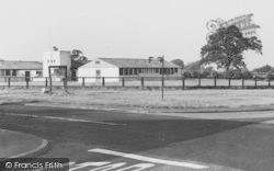 Cuddington, School c.1960