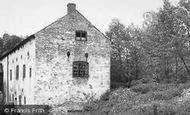 Cuddington, the Old Mill c1950