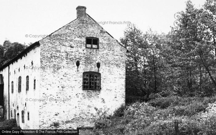 Photo of Cuddington, the Old Mill c1950