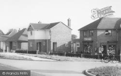 Cuddington, The Post Office c.1960