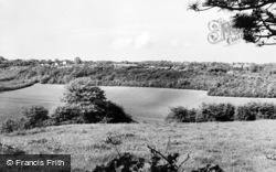 Cudham, Across The Valley c.1960