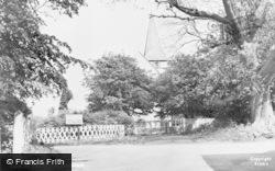 Cudham, Church And Convalescent Home For Seamen c.1955