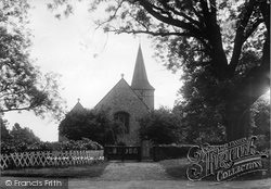 Cudham, Church Of St Peter And St Paul c.1935