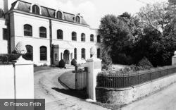Cudham, Cudham Hall, John Groom's Babies Home c.1960