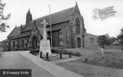 Cudworth, The Church c.1960