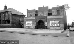 Cudworth, Village Club And Cinema c.1956