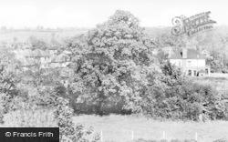 Cuffley, General View c.1955