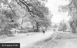 Cuffley, Tolmers Road c.1955
