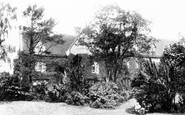 Culham, College 1900