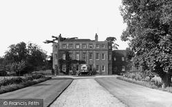 Culham, Culham House c.1955