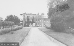Culham, Culham House c.1965