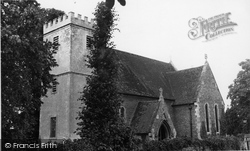 Culham, St Paul's Church c.1955